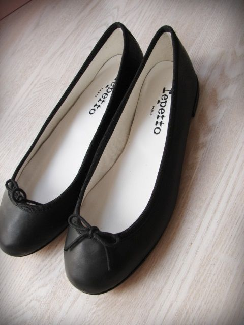 repetto. the famous ballet shoe maker. their flats are the best quality.