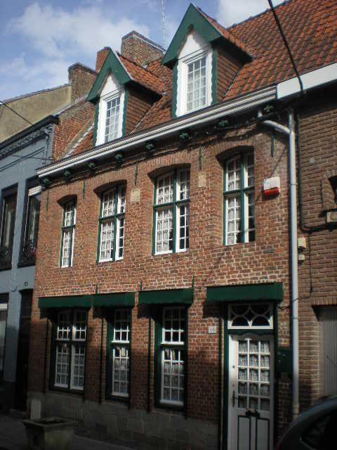 1000 images about architecture flamande en flandre for Architecture flamande