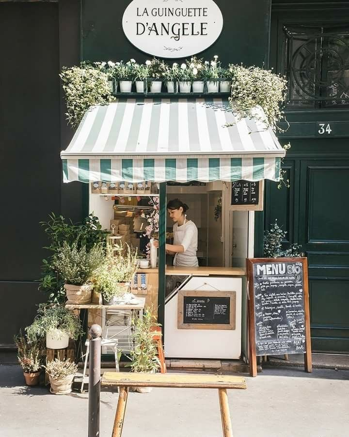 ร้านเล็กๆ