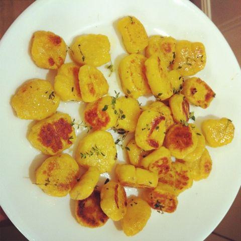 Pumpkin & Ricotta Gnocchi   Recipes to try   Pinterest