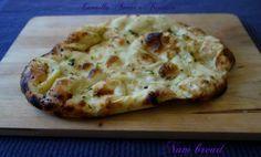 Il pane Nam aromatizzato al coriandolo e aglio