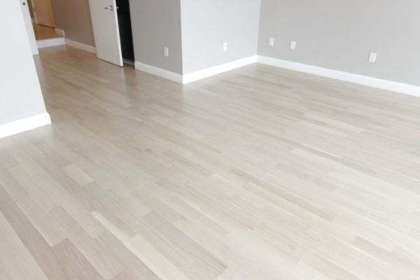 How To Whitewash Hardwood Floors The Right Way The Flooring Girl White Oak Hardwood Floors Whitewashed Hardwood Flooring White Wood Floors