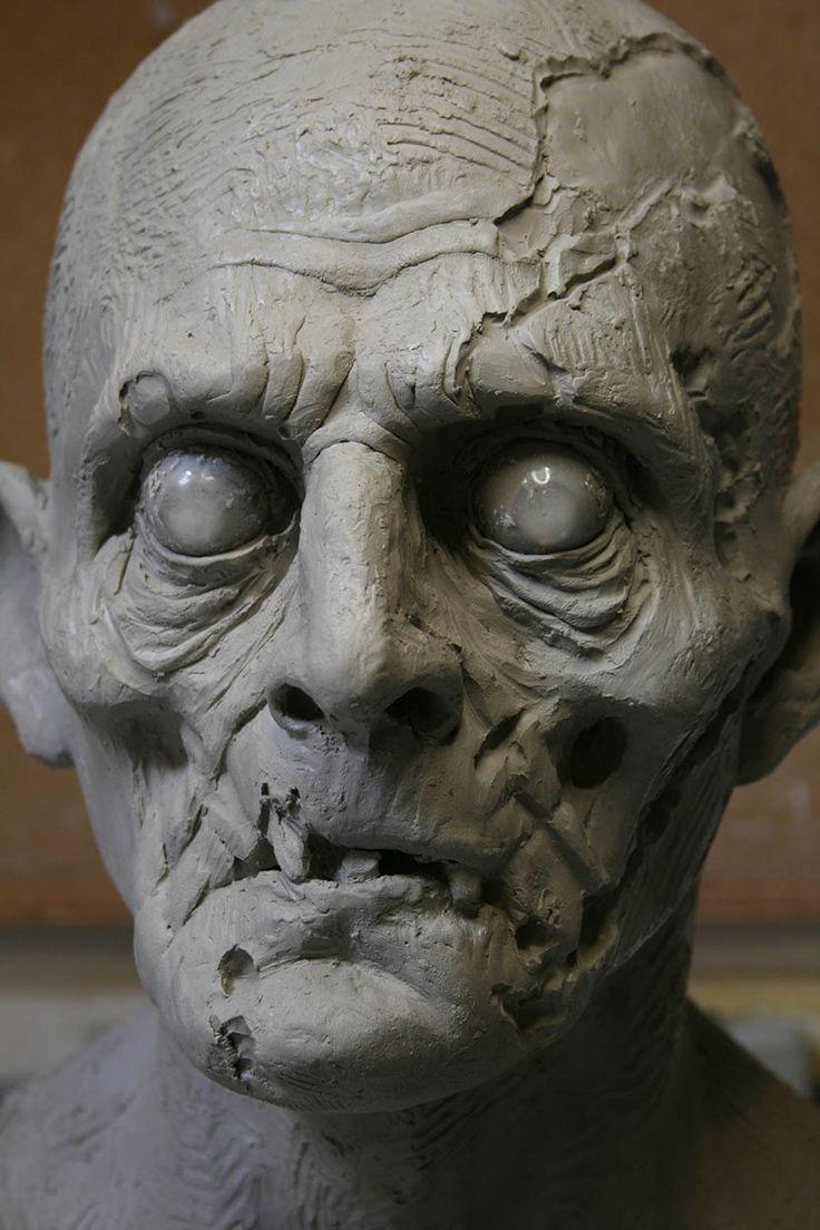 Bug-eyed Zombie - mask-buggy-zombie-06 - Gallery