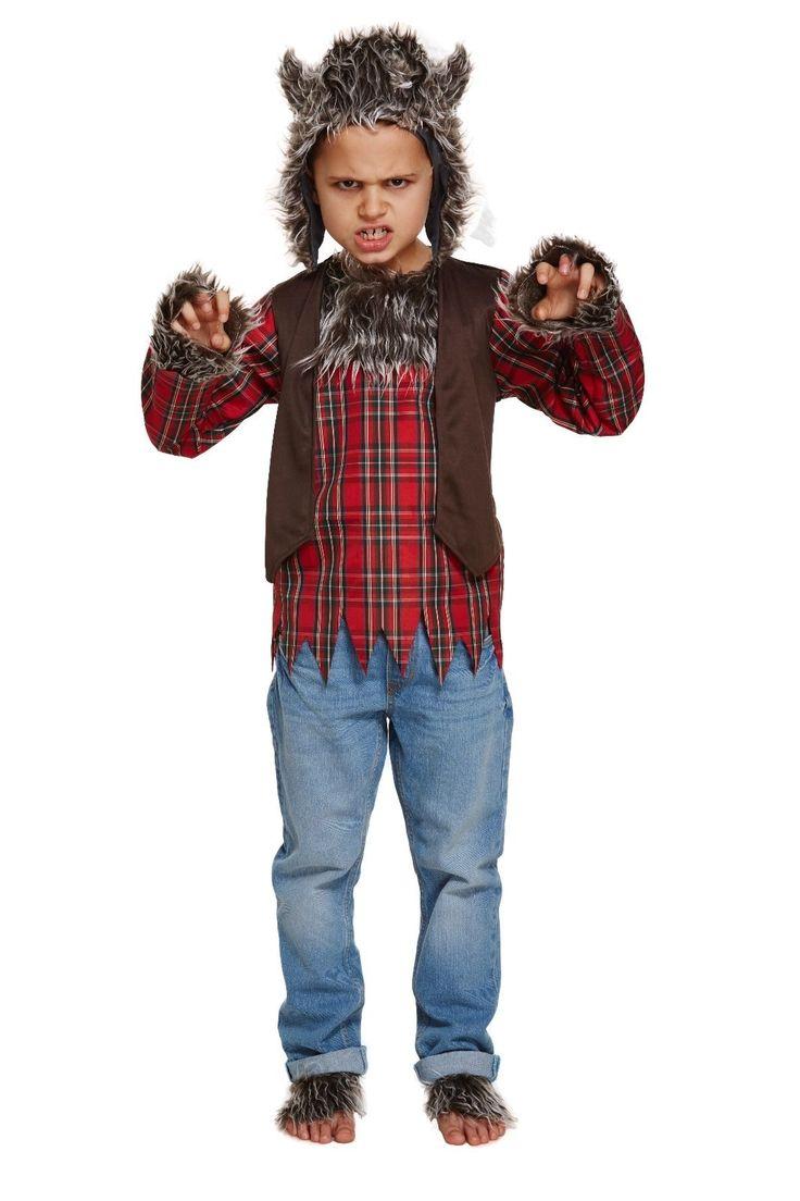 Top 25+ best Werewolf costume child ideas on Pinterest   Halloween ...