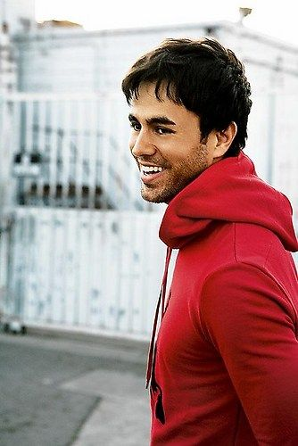 I grew up singing his songs. Until he met Pitbull things were great with him. Gotta love Enrique Iglesias's romantic style.