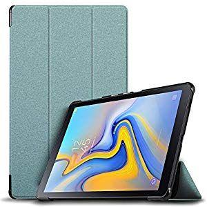 IVSO Hülle für Samsung Galaxy Tab A 10.5 SM-T590/T595 Slim Schutzhülle mit Au…