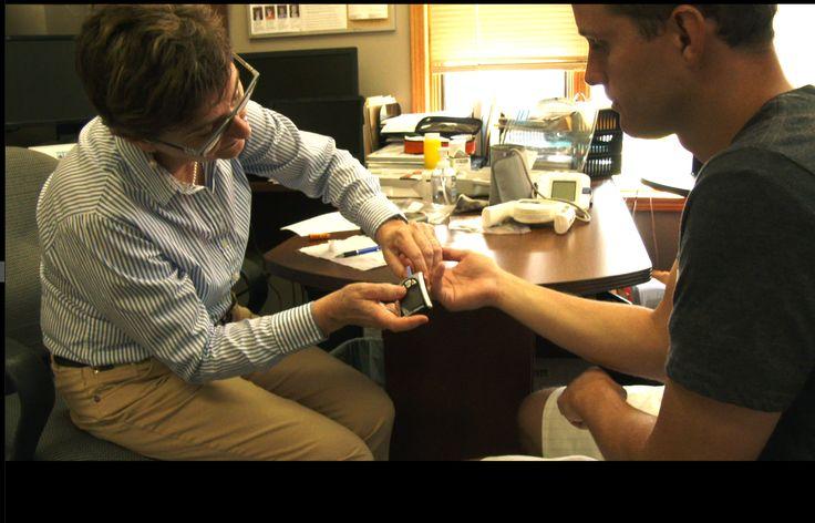 SFF Workshop- Blood Test