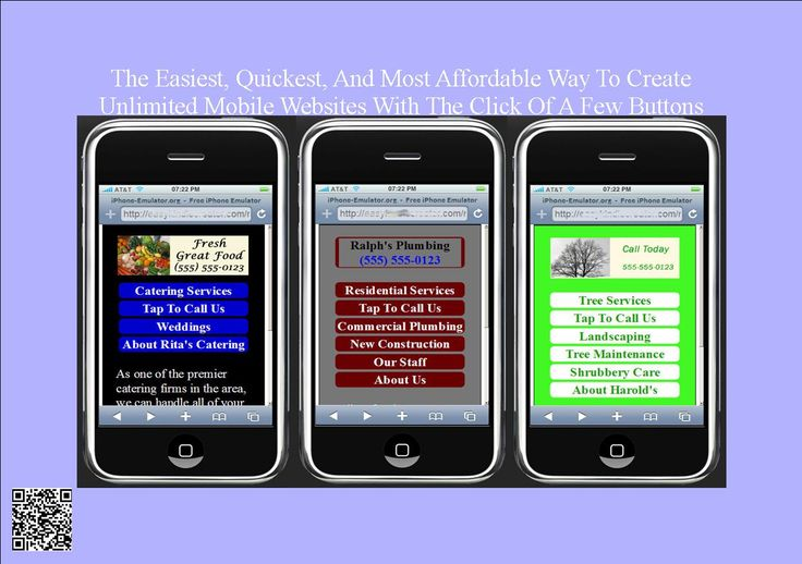 The Easiest, Quickest, And Most Affordable Way To Create Unlimited Mobile Websites With The Click Of A Few Buttons. http://3ee1497gsb9t3m0csjgqys6v9i.hop.clickbank.net/?tid=ATKNP1023