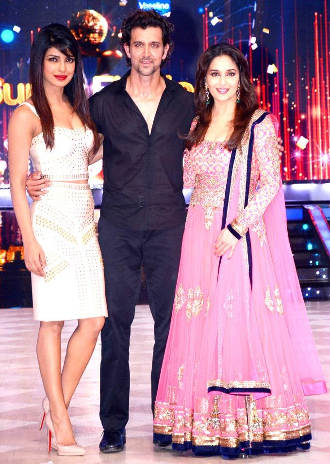 Madhuri's dress is PERFECTTTT