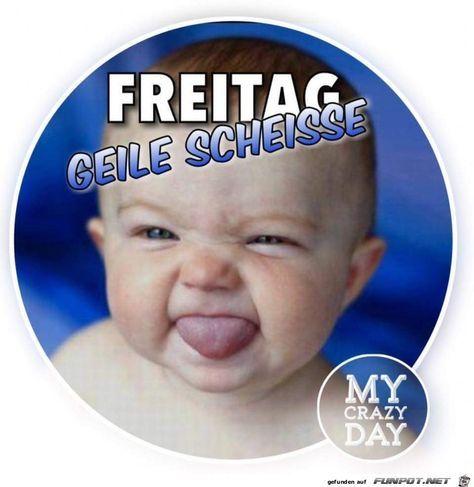 lustiges Bild 'Freitag.jpg' von Renilinz. Eine von 61029 Dateien in der Kategorie 'Lustiges' auf FUNPOT.