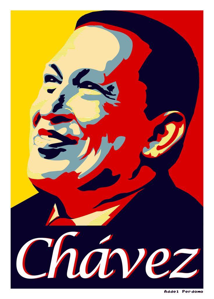 Hugo Chávezin, Libertador Latinalainen Amerikka