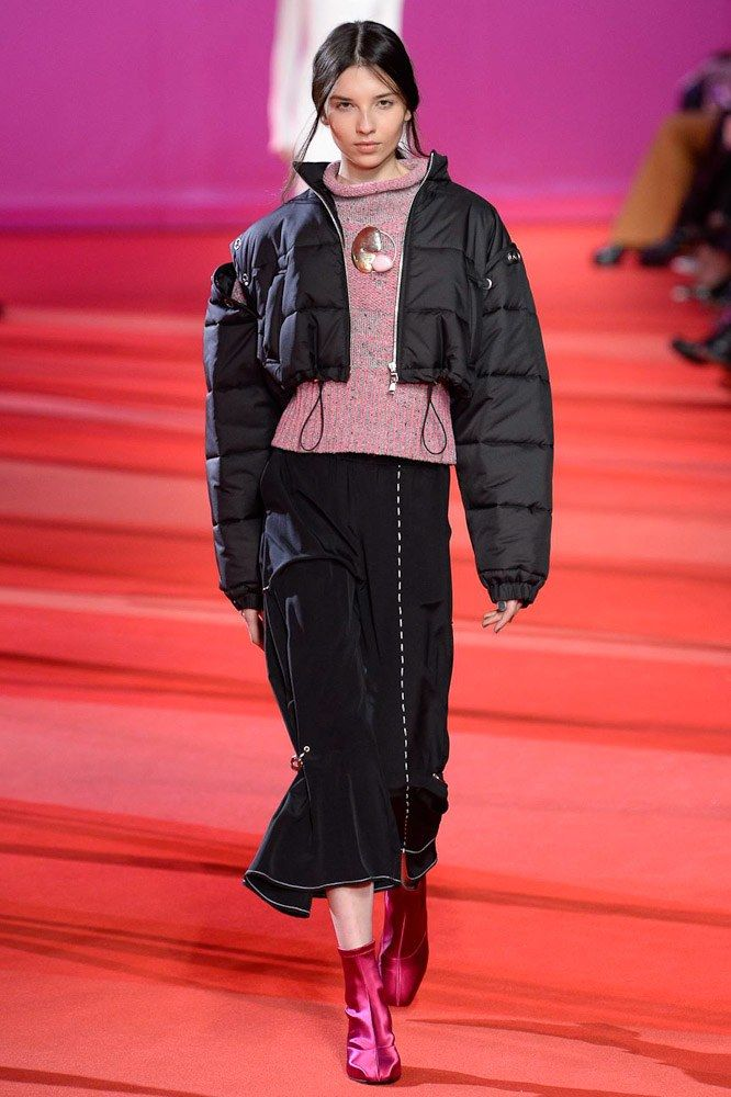 3.1 Phillip Lim Fall 2017 Ready-to-Wear Fashion Show - Anastasia Chekry