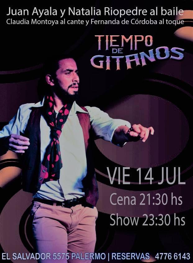 No Faltes esta noche!!! te esperamos con un increíble show de Flamenco y cena española a la carta!! Reservas 4776 6143
