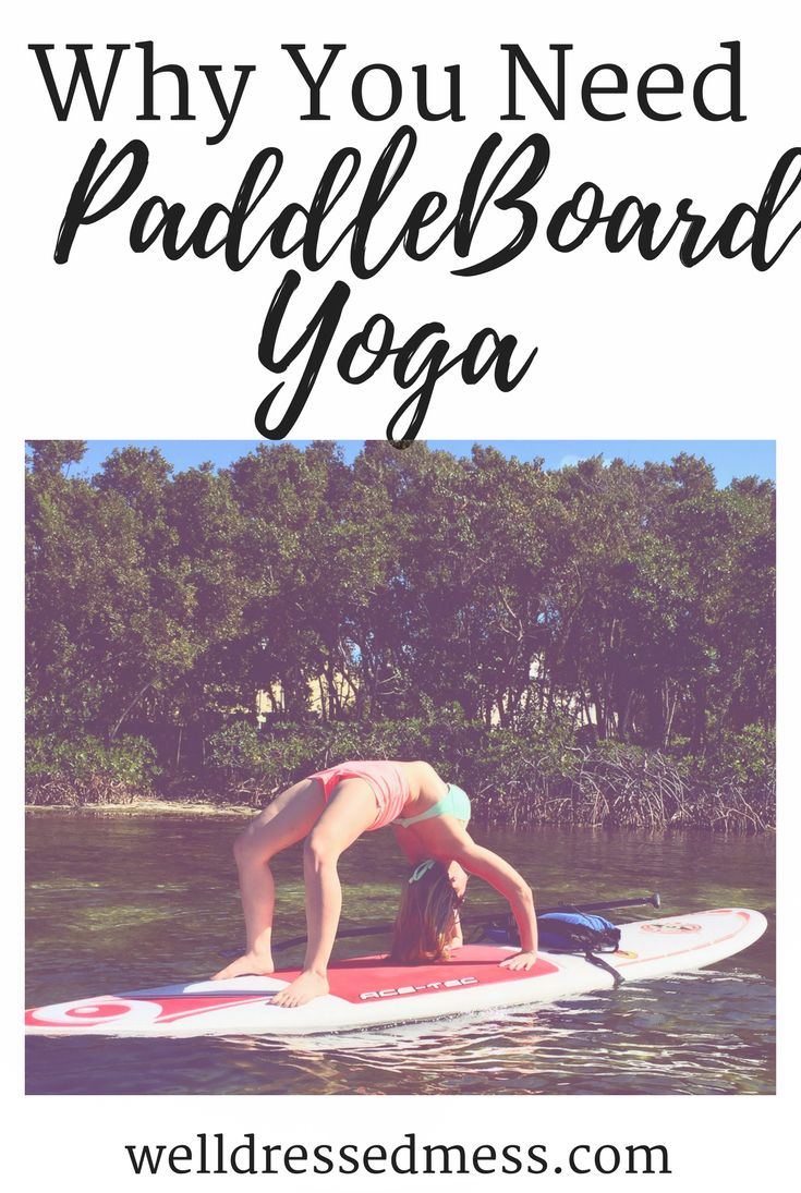 I am so excited to try this! The benefits of Stand Up Paddle Board Yoga. This looks AMAZING! Learn about it here.