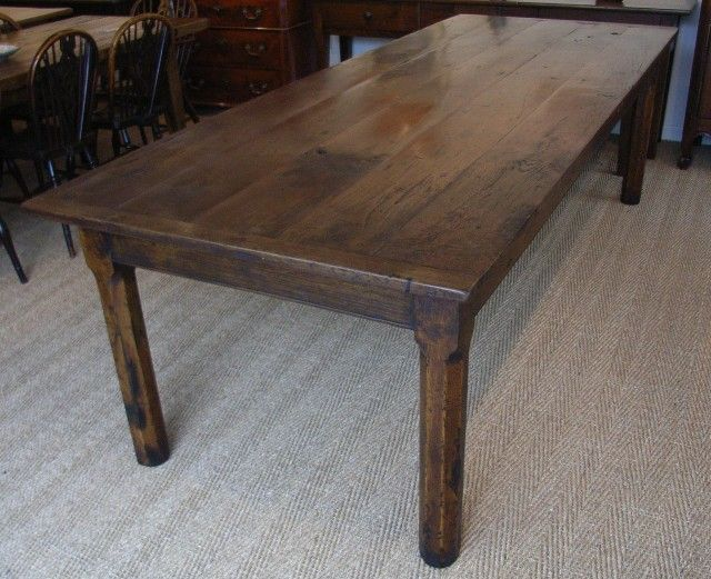French Farmhouse Table 4 Antique Farmhouse Table By Www