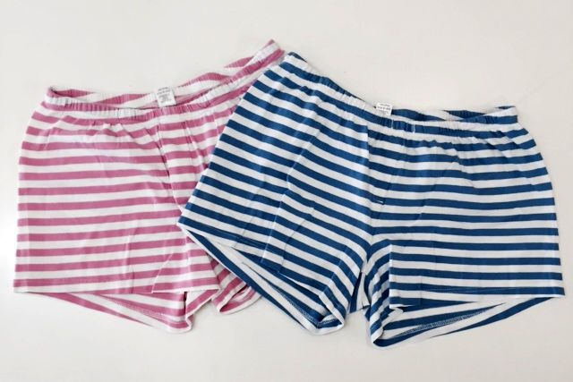 Mini Boden Girls LOTS Shorts Striped -- Age 13-14y #MiniBoden #Everyday