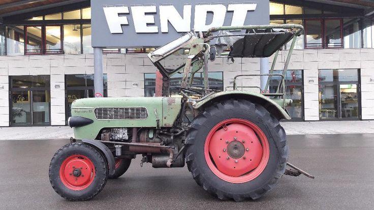 Modell: Fendt Farmer 2 D Schlepper FW 228 Hinterradtraktor komplett Funktionsfähig Neuer TÜV:...,Fendt Farmer 2 D in Bayern - Marktoberdorf