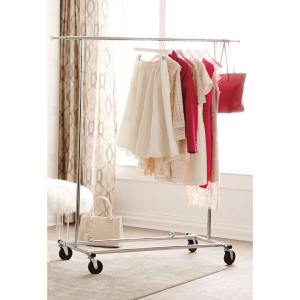 1000+ Ideas About Heavy Duty Clothes Rack On Pinterest