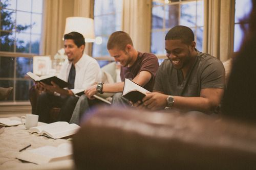 Multicultural Ministry Bible Study - MCC Oasis