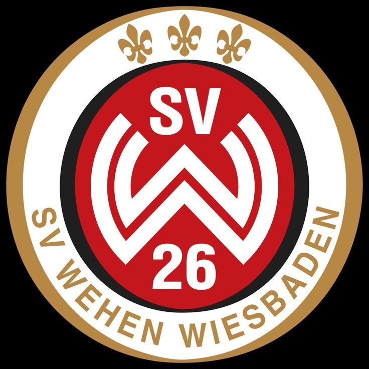 SV Wehen Wiesbaden, German third League.