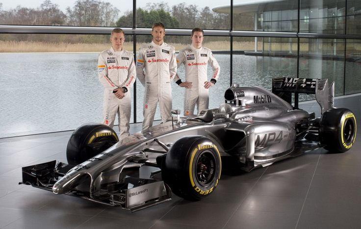 Mobil Balap F1 McLaren MP-29 Resmi Diluncurkan - http://www.iotomotif.com/mobil-balap-f1-mclaren-mp-29-resmi-diluncurkan/19554 #F1, #F12014, #Formula1, #Honda, #JensonButton, #KevinMagnussen, #McLaren, #MercedesBenz