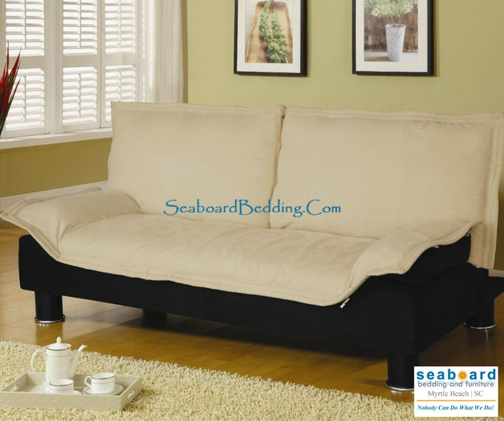 best Futons Sofa Beds  Clacks!  on Pinterest