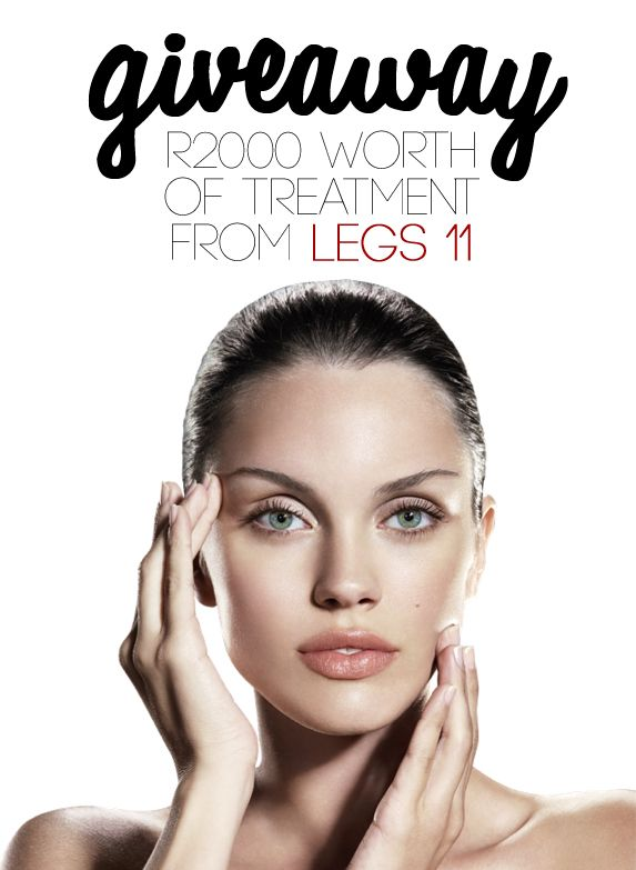 GIVEAWAY: R2000 worth of Endermolift treatments from Legs 11
