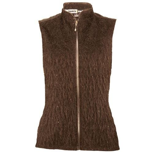 Jamie Sadock Fuzzy Wuzzy Vest