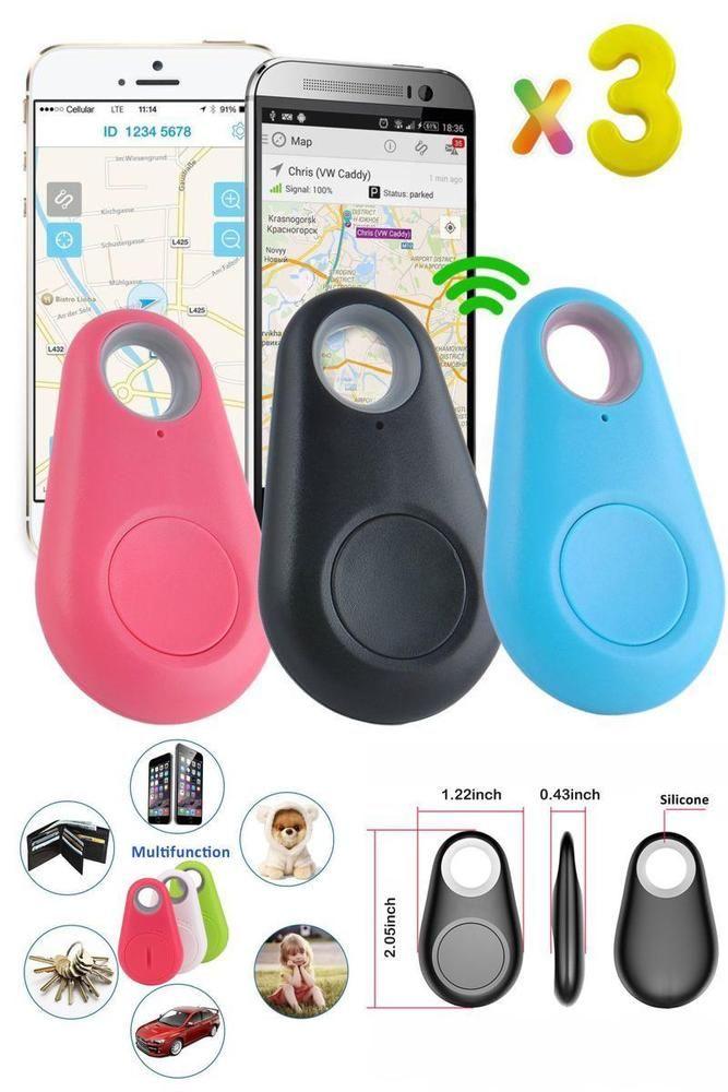 GPS Car Tracker Vehicle Tracking Device Spy Mini Locator Kids Phone Dog Finder #GBD