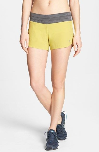 OISELLE 'Roga' Shorts Brand:  Store: Nordstrom Color: Yellow Availability: In Stock Price: $46.00