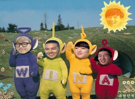 Tel-A-tubbies