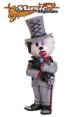 Bad Taste Music Bear CHARLES MUNROE: Amazon.co.uk: Toys & Games