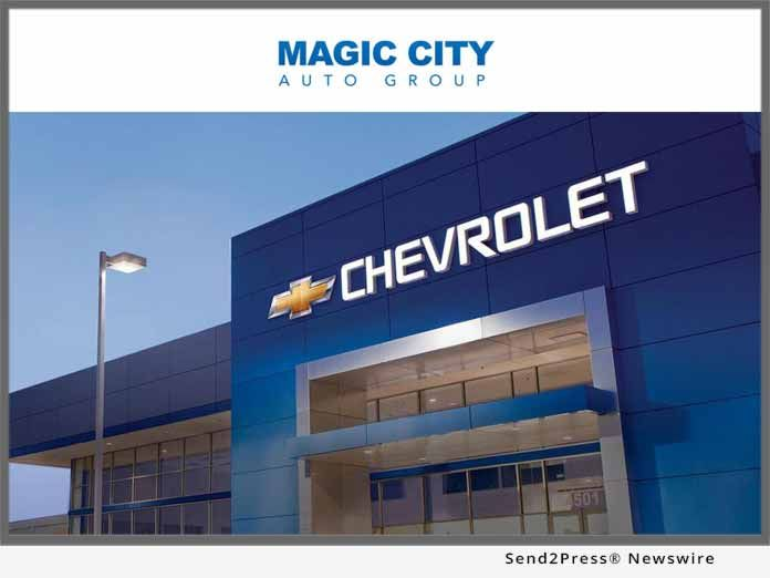 Magic City Ford Celebrates 80 Years And Expands With Acquisition And Addition Of Chevrolet Buick Gmc Chrysler Dodge Jeep And Ram Brands Send2press Newsw Magic City Chevrolet Chevrolet Dealership
