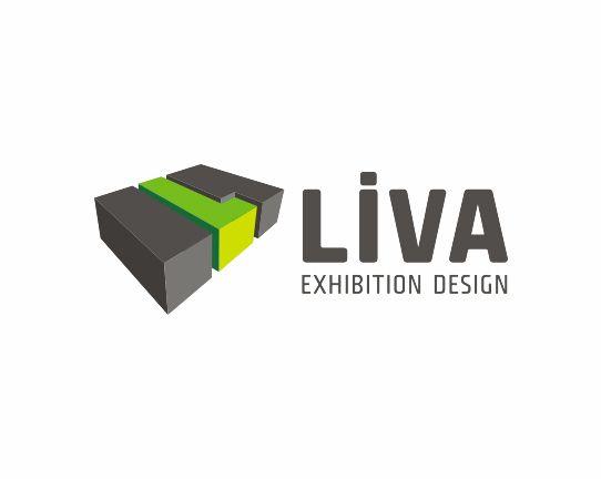 Logo design for Liva Exhibition Design