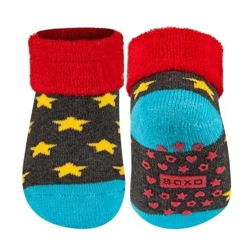 SOXO Baby full terry socks with ABS | BABIES \ Socks | SOXO socks, slippers, ballerina, tights online shop