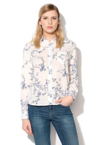 Camasa Pepe Jeans imprimeu floral casual