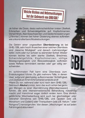 partypack.de - Drogen - Infos:GHB / GBL (Liquid Ecstasy)