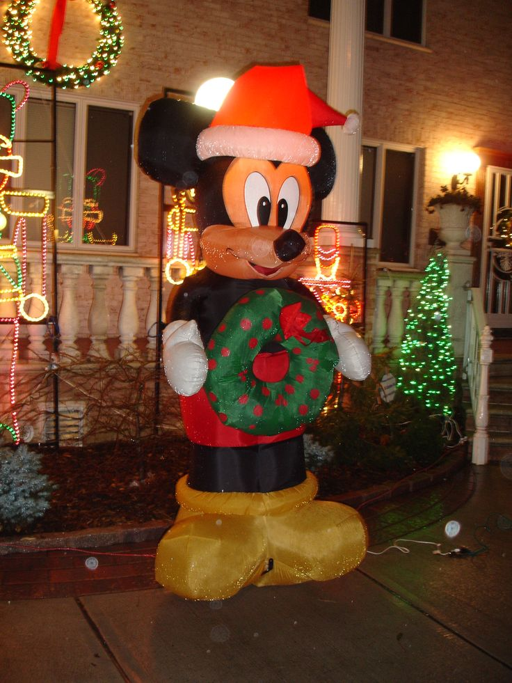 Christmas Lights in Dyker Heights | Christmas lights