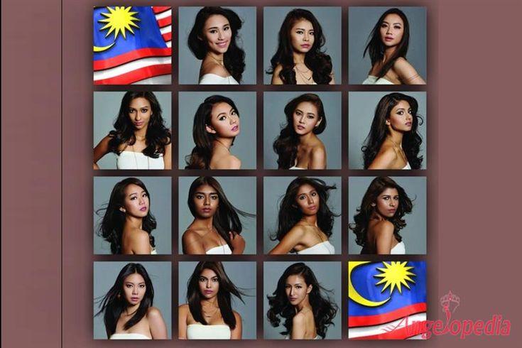 Miss Universe Malaysia 2016 finalists unveiled