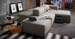 Acura 3 Seat Right Sectional With Chaise - Sectionals - Bryght | Modern, Mid-Century and Scandinavian Furniture