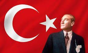 atatürklü türk bayrağı ile ilgili görsel sonucu