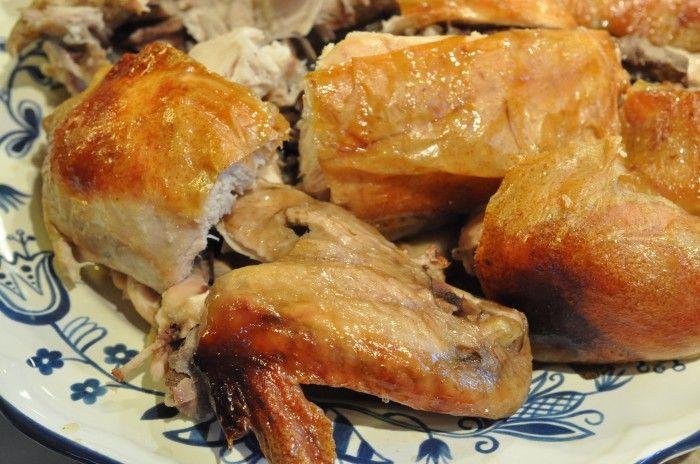 øl stegeso stegesky skysauce simremad Römertopf retter til Römertopf nem kyllingeret i Römertopfen løgkompot løg lækker kyllingeret kylling i øl kylling Mør og saftig kylling langtidsstegt i øl i Römertopf