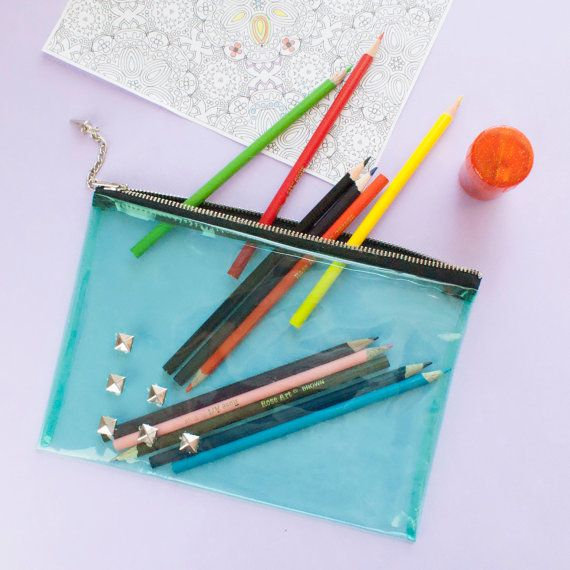 how to make weaving loom pencil case