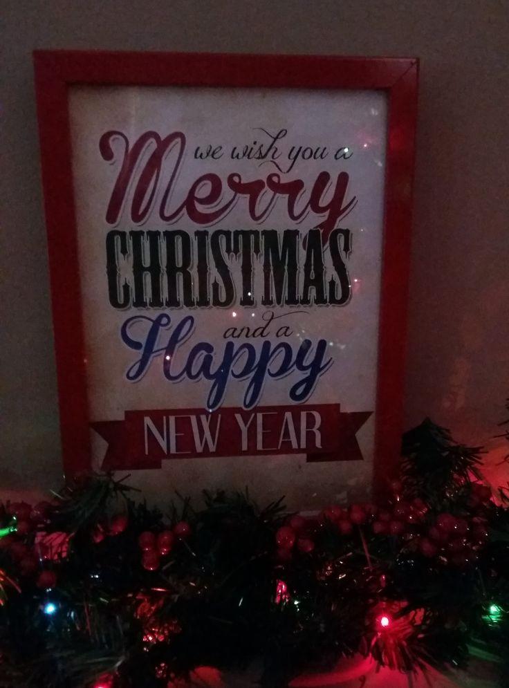 Χριστουγεννιάτικες κορνίζες με δωρεάν εκτυπώσιμα.