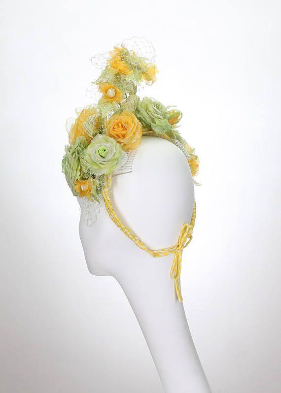 Свадебный чародей Свадебный головной убор цветок Корона венок &