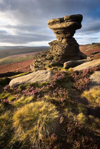 The Peak District, one of my spiritual homes.