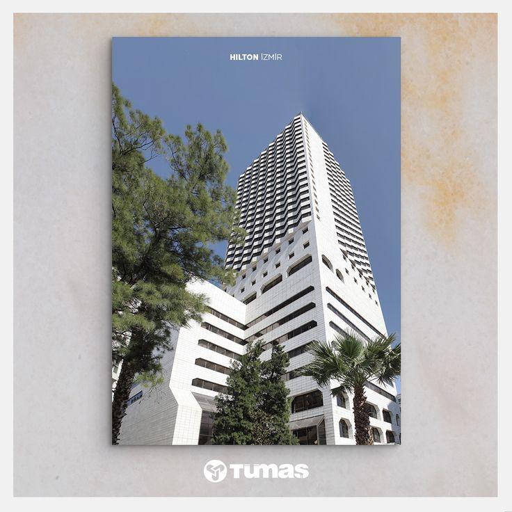 Project: Hilton İzmir Marble Used: Bianco Rosa/ Bianco Giallo 〰 Proje: Hilton İzmir Kullanılan Taş: Bianco Rosa/ Bianco Giallo  www.tumasmermer.com