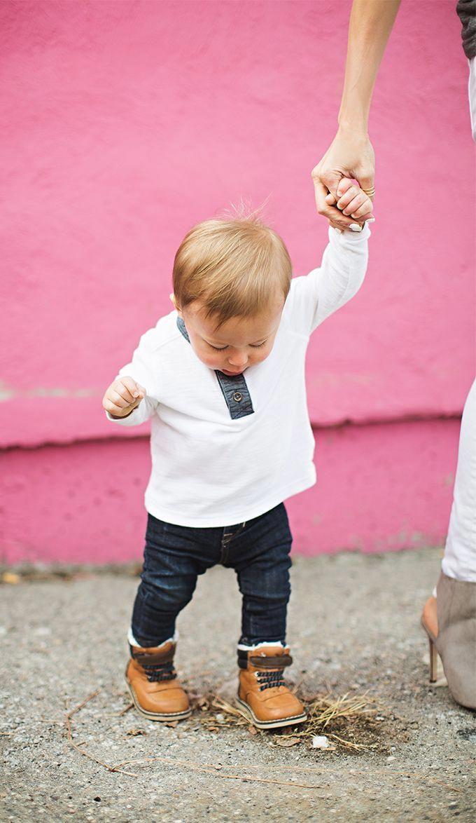 cute little boy outfit. skinny jeans +