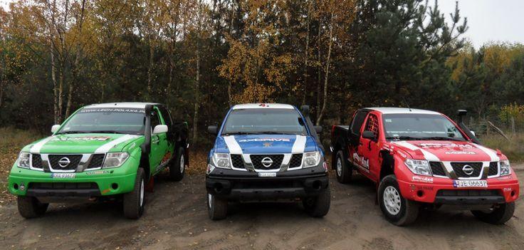 Nissan Navara x3