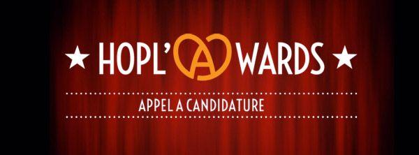 Appel à candidature Hopl'Awards 2014 | Coze - Magazine et Agenda culturel alsacien
